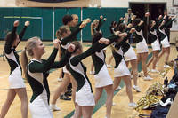 5174 Cheer and Crowd at BBall v Port Townsend 120410