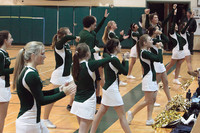 5178 Cheer and Crowd at BBall v Port Townsend 120410