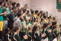 5775 Cheer and Crowd at BBall v Port Townsend 120410