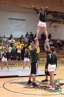 5878 Cheer and Crowd at BBall v Port Townsend 120410