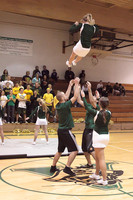 5879 Cheer and Crowd at BBall v Port Townsend 120410