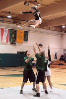 5895 Cheer and Crowd at BBall v Port Townsend 120410