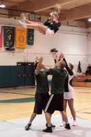 5899 Cheer and Crowd at BBall v Port Townsend 120410