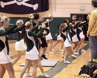 6038 Cheer and Crowd at BBall v Port Townsend 120410