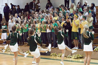 6447 Cheer and Crowd at BBall v Port Townsend 120410