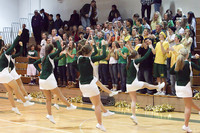 6448 Cheer and Crowd at BBall v Port Townsend 120410