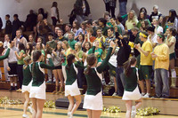 6450 Cheer and Crowd at BBall v Port Townsend 120410