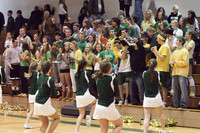 6452 Cheer and Crowd at BBall v Port Townsend 120410