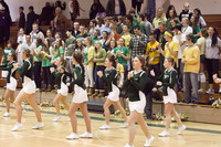 6454 Cheer and Crowd at BBall v Port Townsend 120410