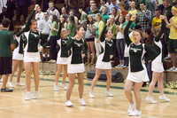 6456 Cheer and Crowd at BBall v Port Townsend 120410