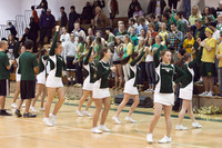 6457 Cheer and Crowd at BBall v Port Townsend 120410