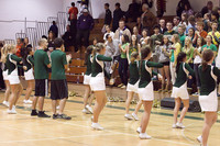 6458 Cheer and Crowd at BBall v Port Townsend 120410