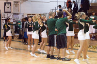 6461 Cheer and Crowd at BBall v Port Townsend 120410