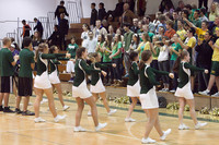 6463 Cheer and Crowd at BBall v Port Townsend 120410