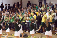 6466 Cheer and Crowd at BBall v Port Townsend 120410