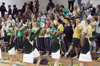 6467 Cheer and Crowd at BBall v Port Townsend 120410