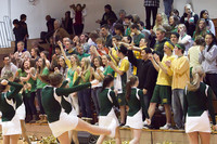 6469 Cheer and Crowd at BBall v Port Townsend 120410