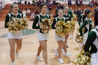 6743 Cheer and Crowd at BBall v Port Townsend 120410