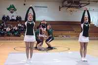 6751 Cheer and Crowd at BBall v Port Townsend 120410