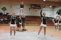 6756 Cheer and Crowd at BBall v Port Townsend 120410