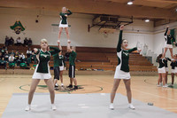 6758 Cheer and Crowd at BBall v Port Townsend 120410