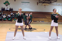 6762 Cheer and Crowd at BBall v Port Townsend 120410