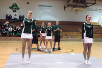 6764 Cheer and Crowd at BBall v Port Townsend 120410