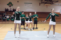 6765 Cheer and Crowd at BBall v Port Townsend 120410
