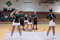 6766 Cheer and Crowd at BBall v Port Townsend 120410