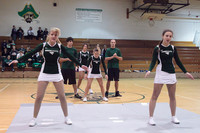 6768 Cheer and Crowd at BBall v Port Townsend 120410