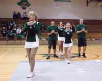 6769 Cheer and Crowd at BBall v Port Townsend 120410