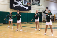6770 Cheer and Crowd at BBall v Port Townsend 120410