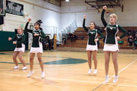 6771 Cheer and Crowd at BBall v Port Townsend 120410