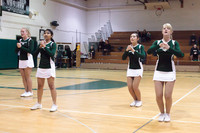 6772 Cheer and Crowd at BBall v Port Townsend 120410