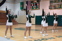 6776 Cheer and Crowd at BBall v Port Townsend 120410