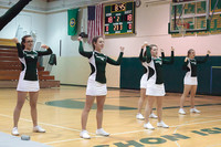6777 Cheer and Crowd at BBall v Port Townsend 120410