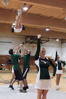 6781 Cheer and Crowd at BBall v Port Townsend 120410
