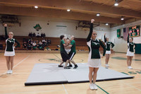 6784 Cheer and Crowd at BBall v Port Townsend 120410