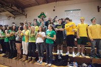 6799 Cheer and Crowd at BBall v Port Townsend 120410
