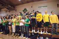 6800 Cheer and Crowd at BBall v Port Townsend 120410