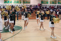 6806 Cheer and Crowd at BBall v Port Townsend 120410