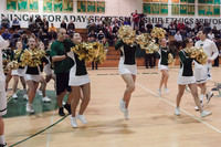 6807 Cheer and Crowd at BBall v Port Townsend 120410