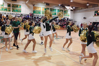 6808 Cheer and Crowd at BBall v Port Townsend 120410