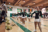 6829 Cheer and Crowd at BBall v Port Townsend 120410