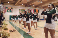 6830 Cheer and Crowd at BBall v Port Townsend 120410