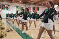 6831 Cheer and Crowd at BBall v Port Townsend 120410
