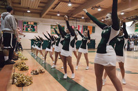 6832 Cheer and Crowd at BBall v Port Townsend 120410