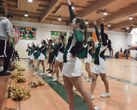 6837 Cheer and Crowd at BBall v Port Townsend 120410