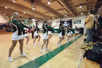 6839 Cheer and Crowd at BBall v Port Townsend 120410