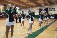 6840 Cheer and Crowd at BBall v Port Townsend 120410